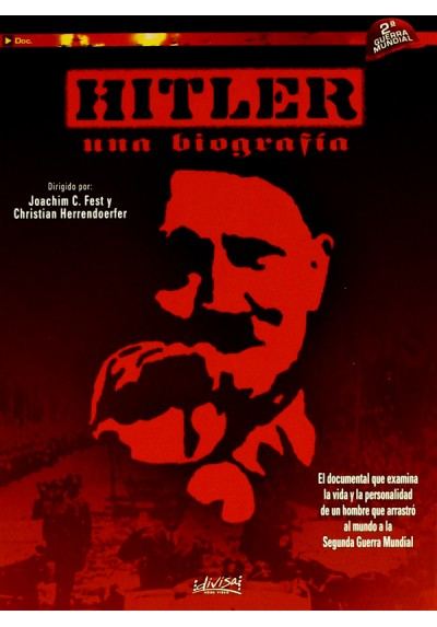 Hitler, una biografia (Hitler - Eine Karriere)