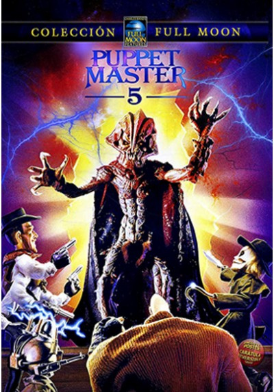 Puppet Master 5: Capítulo Final (Puppet Master 5: The Final Chapter)