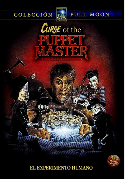 Puppet Master 6: Juguetes asesinos (Curse of the Puppet Master)