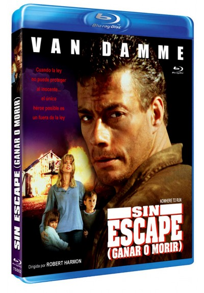 Sin escape (Ganar o morir) (Blu-ray) (Nowhere to Run)