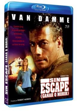 Sin escape (Ganar o morir) (Blu-ray) (Nowhere to Run)