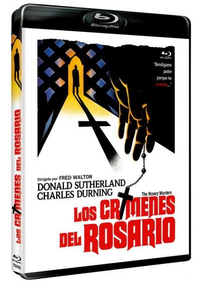 Los crímenes del rosario (Blu-ray) (The Rosary Murders)