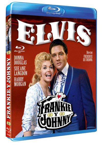 Frankie y Johnny (Blu-ray) (Bd-R) (Frankie and Johnny)