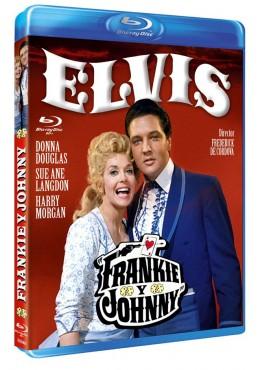 Frankie y Johnny (Blu-ray) (Bd-R) (Frankie and Johnny)