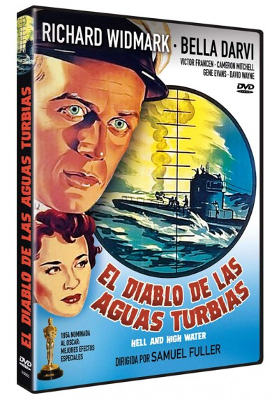 El diablo de las aguas turbias (Hell and High Water)
