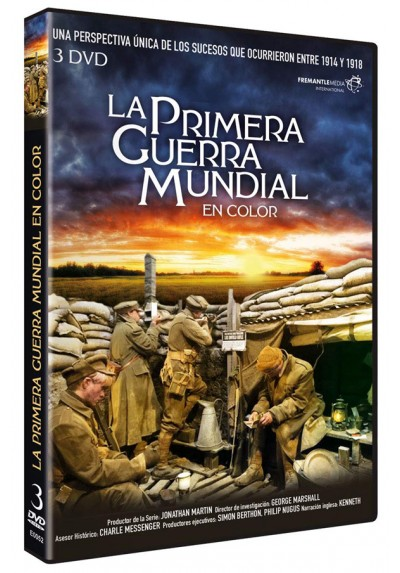 La Primera Guerra Mundial En Color (World War 1 In Colour)