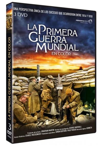 La Primera Guerra Mundial En Color (World War 1 In Colour)