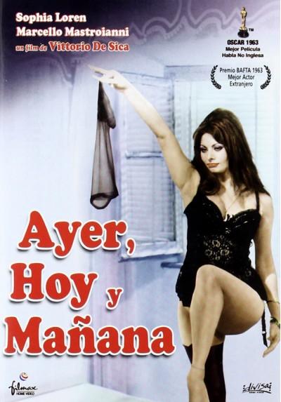 copy of Ayer, Hoy Y Mañana (Ieri, Oggi, Domani)