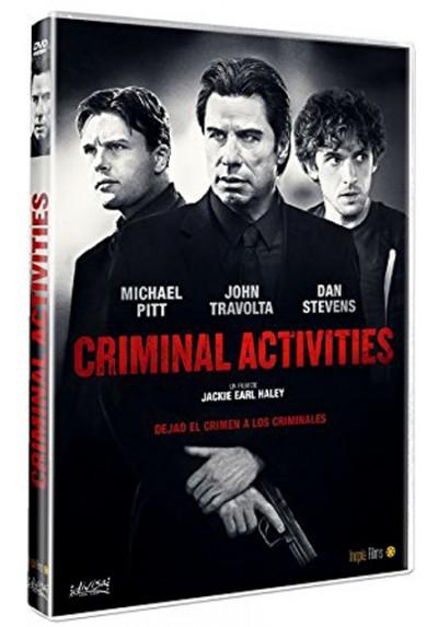 Actividades criminales (Criminal Activities)
