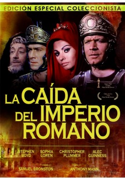 La caída del imperio romano (The Fall of the Roman Empire) (Ed. Coleccionista)