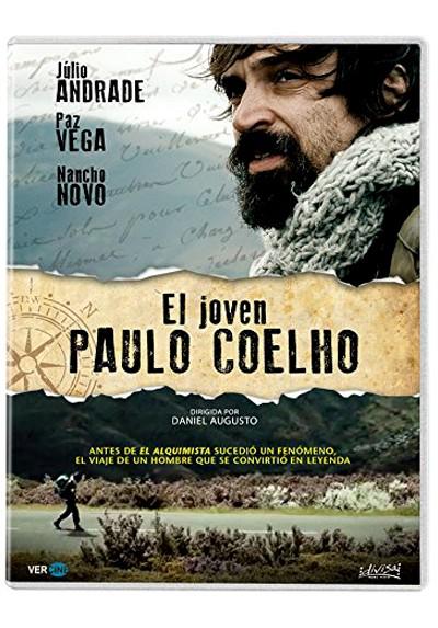 El joven Paulo Coelho (Não Pare na Pista - A Melhor História de Paulo Coelho)