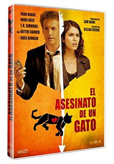 El asesinato de un gato (Murder of a Cat)