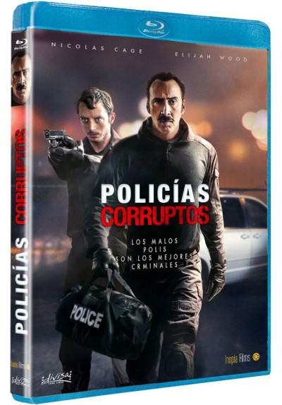 Policías corruptos (Blu-ray) (The Trust)