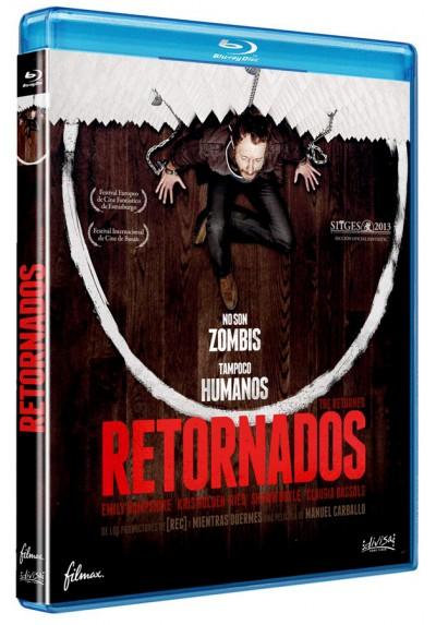 Retornados (Blu-ray) (The Returned)