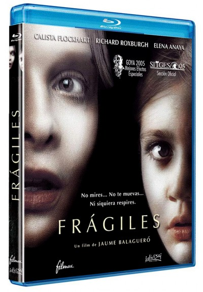 Fragiles (Blu-ray) (Fragile)