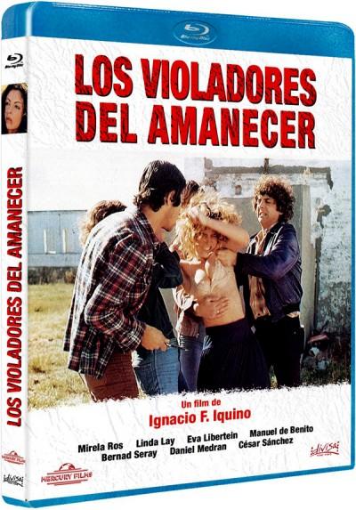 Los violadores del amanecer (Blu-ray)