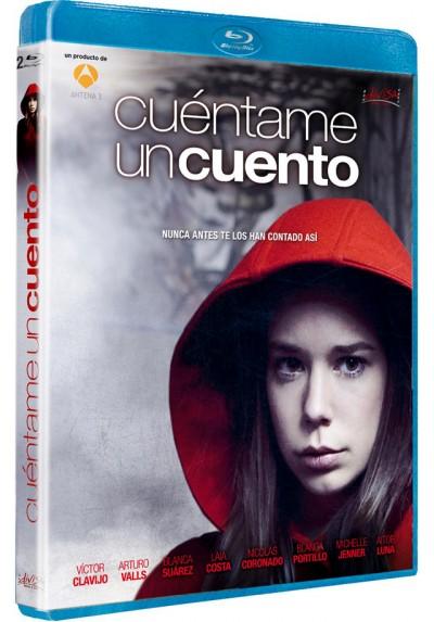 Cuéntame un cuento (Blu-ray)