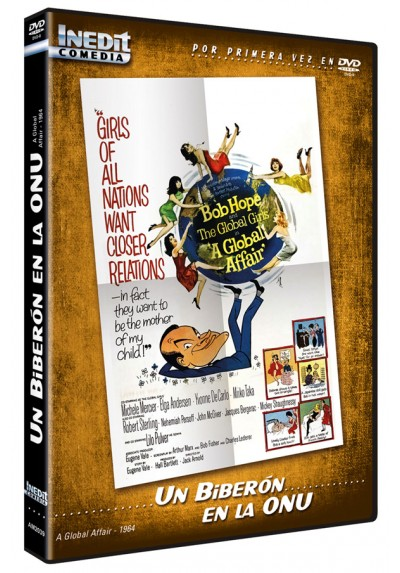 Un Biberón En La ONU (DVd-R) (A Global Affair)