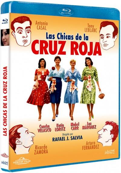 Las chicas de la Cruz Roja (Blu-ray)