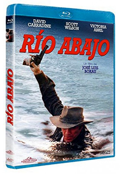 Río abajo (Blu-ray) (On the Line)