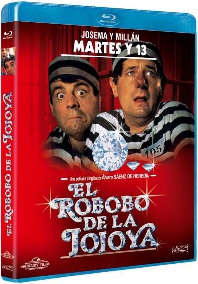 El robobo de la jojoya (Blu-ray)