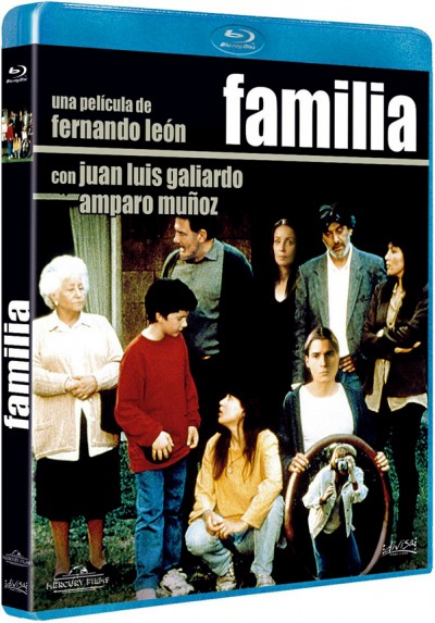Familia (Blu-ray)
