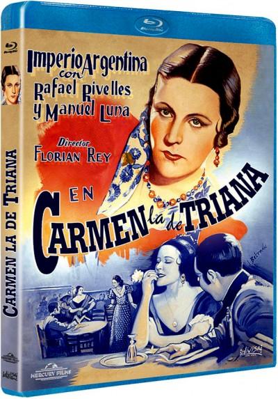 Carmen, la de Triana (Blu-ray)