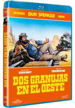 Dos Granujas En El Oeste (Blu-ray) (Occhio Alla Penna)