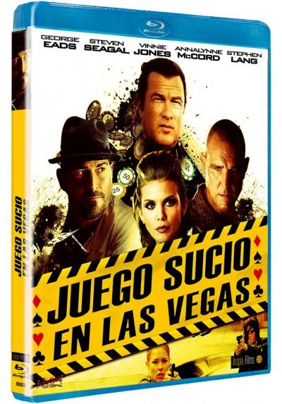 Juego sucio en Las Vegas (Blu-ray) (Gutshot Straight)