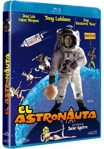 El astronauta (Blu-ray)