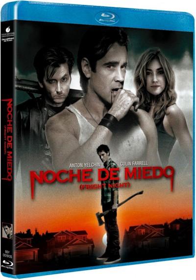 Noche de miedo (Blu-ray) (Fright Night)