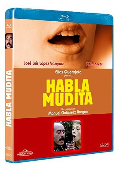 Habla, mudita (Blu-ray)