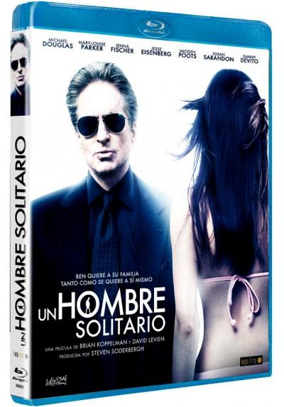 Un hombre solitario (Blu-ray) (Solitary Man)