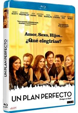 Un plan perfecto (Blu-ray) (Amigos con hijos) (Friends with Kids)