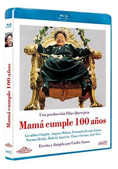 Mamá cumple 100 años (Blu-ray)