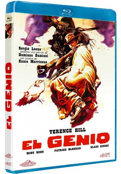El Genio (Blu-ray) (Un Genio, Duo Compari, Un Pollo)