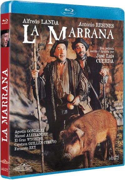 La marrana (Blu-ray)