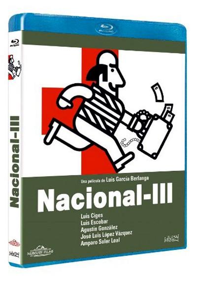 Nacional III (Blu-ray)