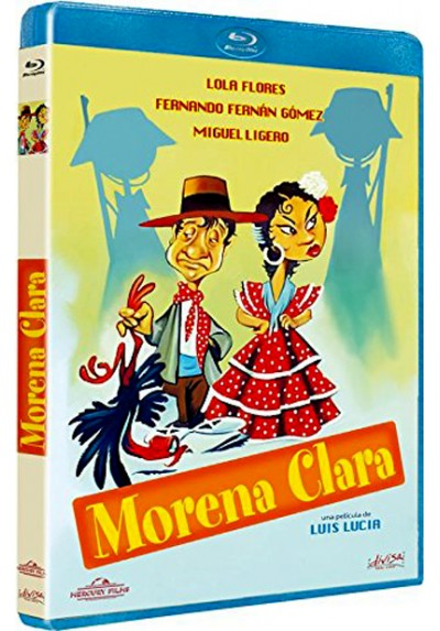 Morena Clara (1954) (Blu-ray)