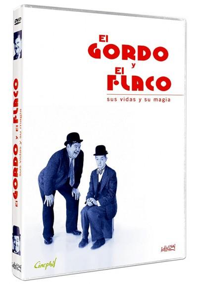 El Gordo y el Flaco: Sus vidas y su magia (Laurel and Hardy: Die komische Liebesgeschichte von 'Dick & Doof')