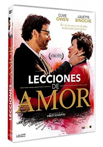 Lecciones de amor (Words and Pictures)