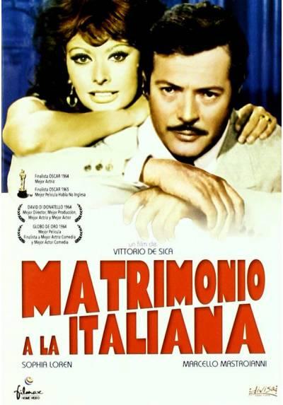 Matrimonio A La Italiana (Matrimonio All'Italiana)