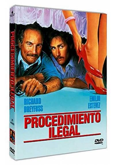 Procedimiento ilegal (Stakeout)