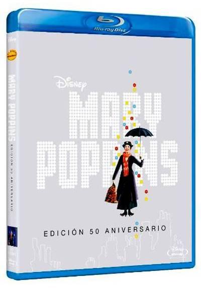 Mary Poppins (Blu-ray) Edición 50º Aniversario