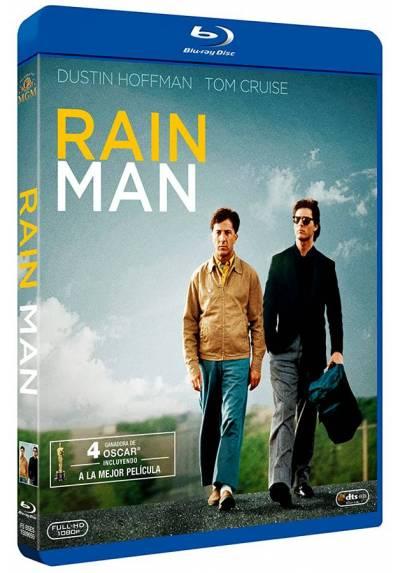 Rain Man - Remastirizada (Blu-ray) (El Hombre De La Lluvia)