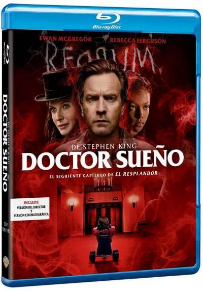 Doctor Sueño (Blu-ray) (Doctor Sleep)