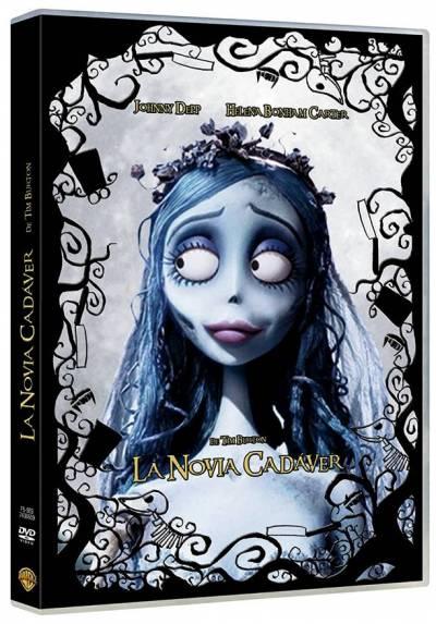 copy of La Novia Cadáver (Blu-Ray) (Corpse Bride)