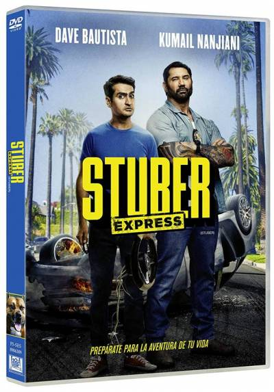 Stuber Express (Stuber)