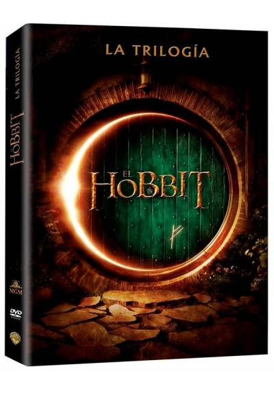 copy of Pack El Hobbit - Trilogía (Blu-Ray 3d)