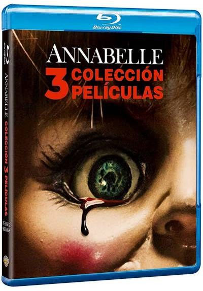 Pack Annabelle Collection (Blu-ray)